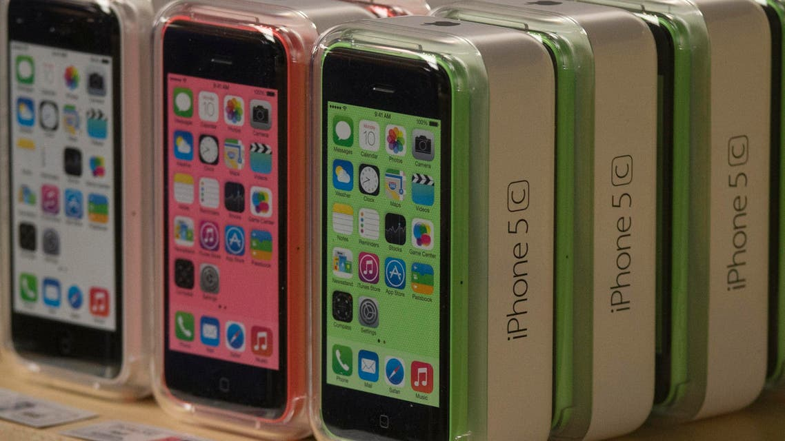 iphone reuters