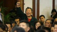 Angry scenes as Chinese MH370 relatives meet airline staff