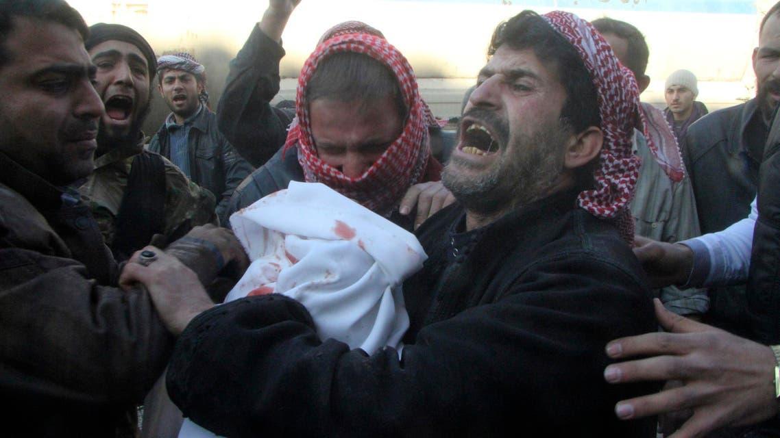 syria air strike reuters