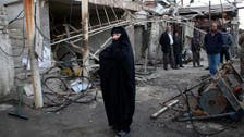 Baghdad election rally blasts kill at least 28