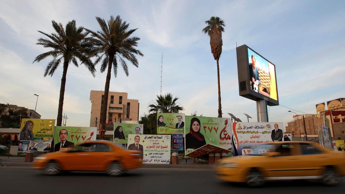 iraq elections baghdad reuters