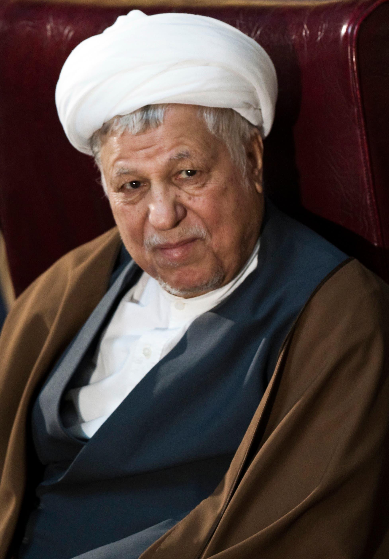 Iran's former President Akbar Hashemi Rafsanjani attends Iran's Assembly of Experts' biannual meeting in Tehran March 6, 2012. (Reuters)