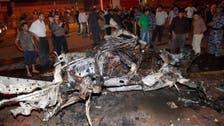 انفجار سيارتين ملغومتين يهزان بغداد ويرديان 12 قتيلا
