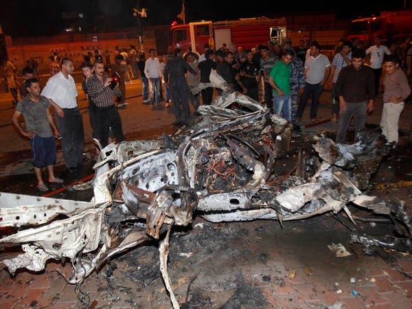 العراق.. مقتل شخصين وإصابة اثنين في انفجار بالقائم