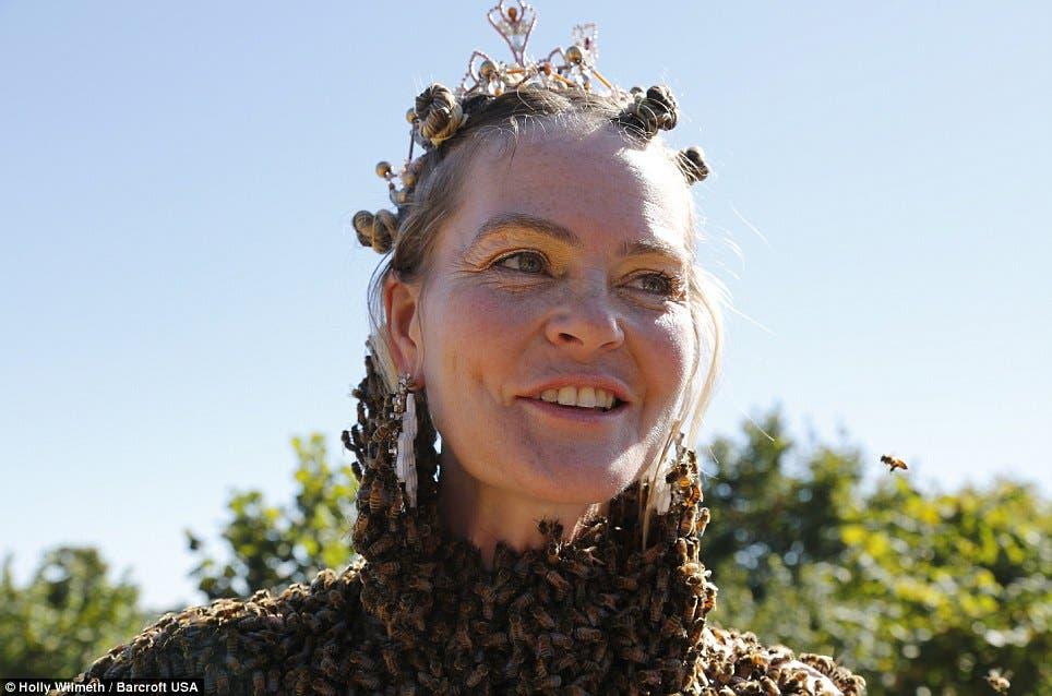 سارة ملكة النحل