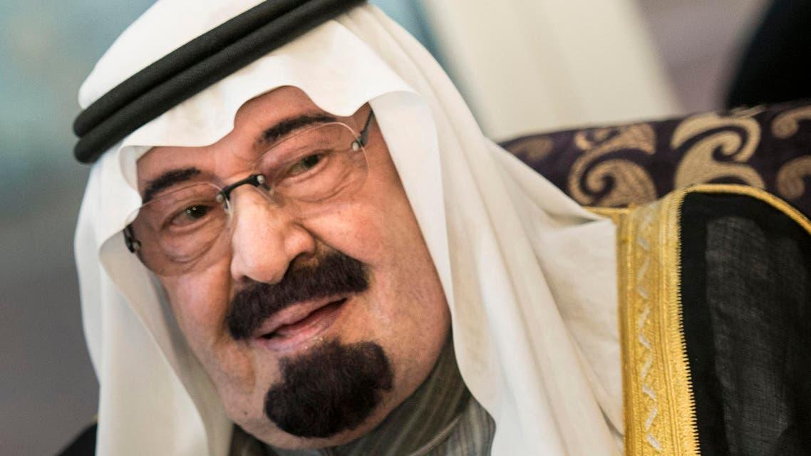king abdullah reuters