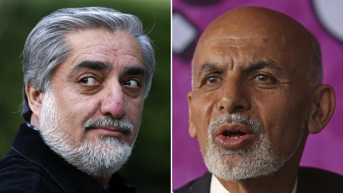 Afgan election