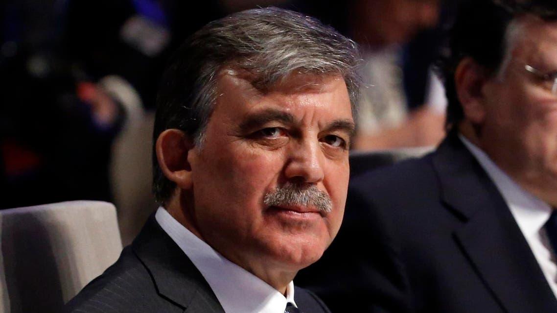 Turkey's President Abdullah Gul (L) (File photo Reuters)