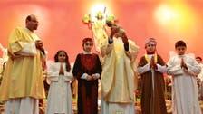 Iraq's dwindling Christian community 'face disaster'
