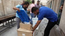 Gulf-based Iraqis vote in general election
