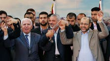 For Washington, Palestinian pact not the end of Middle East peace hopes