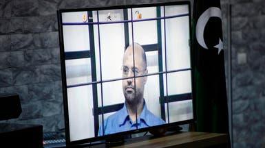 """""""الجنائية"""" ترفض محاكمة سيف الإسلام القذافي في ليبيا"""