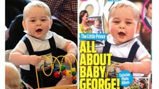 UK royals issue warning over Prince George photos