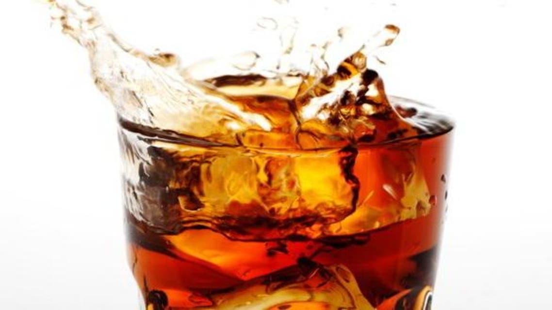 المشروبات السكرية الغازية
