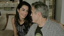 Engaged! Clooney proposes to Lebanese lawyer