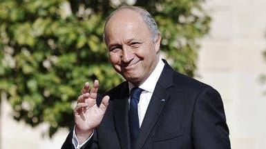 فابيوس بالجزائر للقاء وفد من حركة أزواد المالية