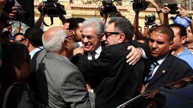 """""""إخوان بلا عنف"""" تعلن دعم المرشح صباحي"""