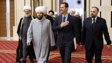 Bashar al-Assad officially submits election bid