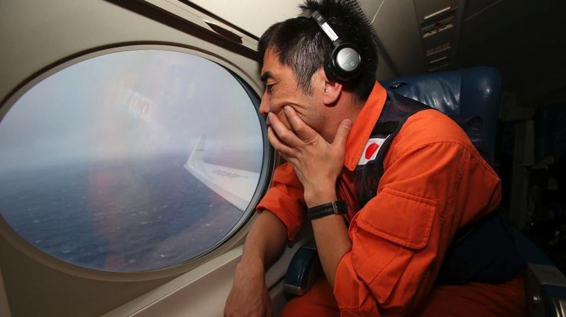 اليابان تنهي مشاركتها في البحث عن الطائرة الماليزية المفقودة