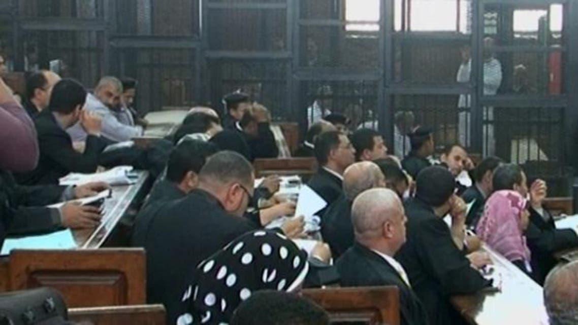 محكمة الإخوان