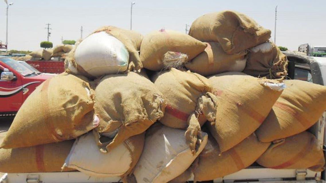 القمح في سوريا