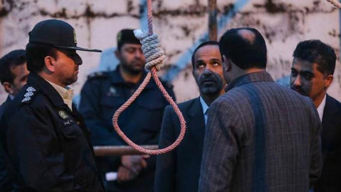 إعدام في إيران أم تصفح
