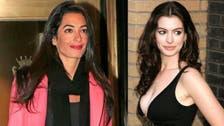 Is Clooney's fiancée Amal Alamuddin an 'Arabian Anne Hathaway?'