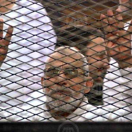 """مصر.. تأييد المؤبد لمرشد الإخوان في """"أحداث العدوة"""""""