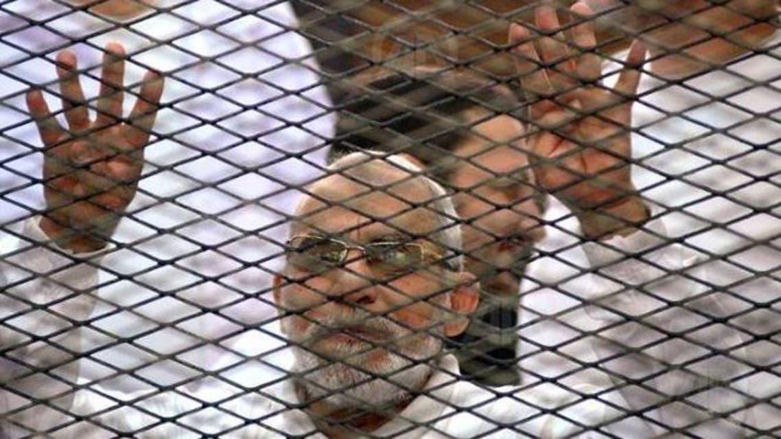محاكمة الإخوان محمد بديع