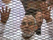 المؤبد لمرشد الإخوان و35 آخرين بأحداث الإسماعيلية