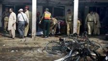 سڑک کنارے بم پھٹنے سے تین سیکیورٹی اہلکار جاں بحق