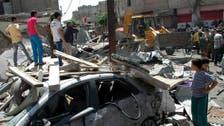 حمص اور دمشق میں کار بم اور مارٹر حملے،50 ہلاکتیں