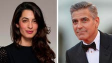Who is Clooney's fiancée Amal Alamuddin?