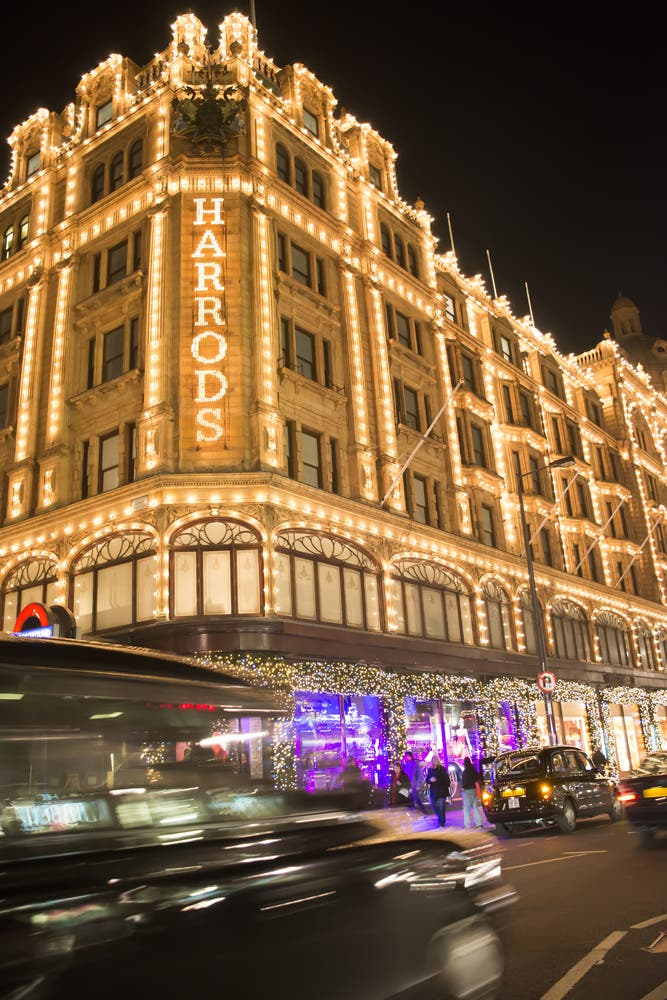 Gulf visitors flock to the Qatar-owned Harrods during summer. (File photo: Shutterstock)