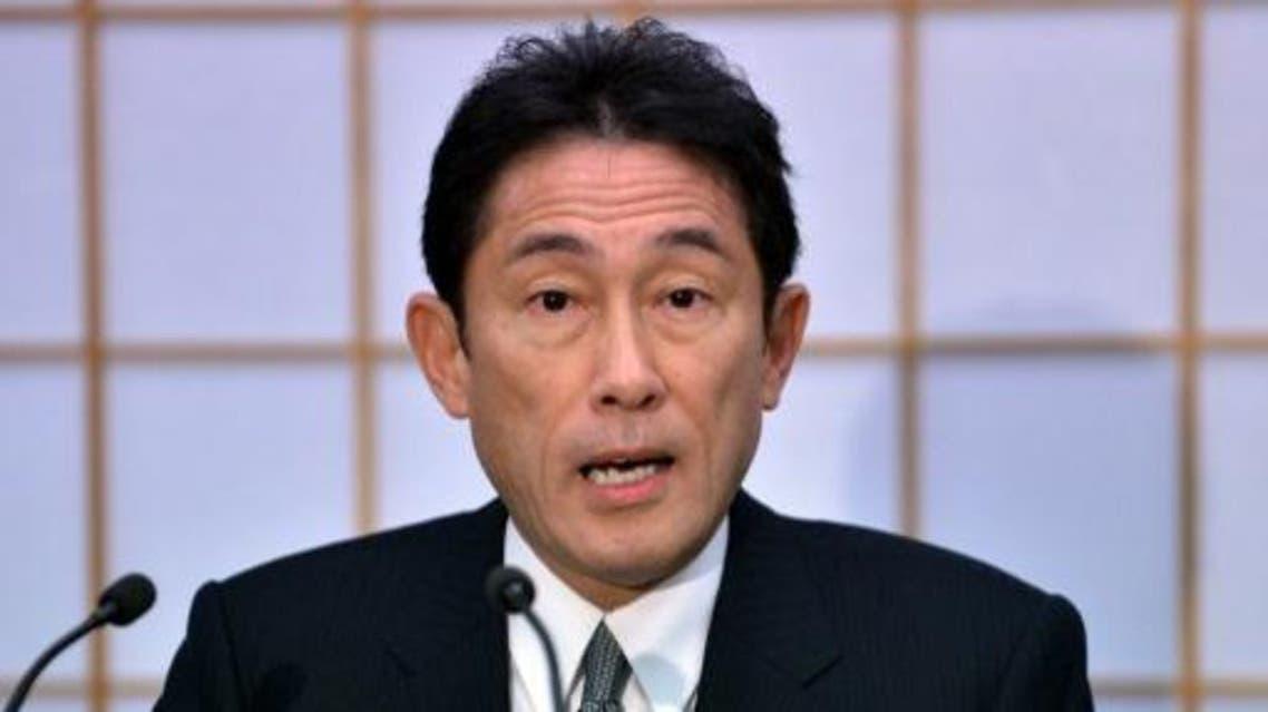 وزير خارجية اليابان فوميو كيشيدا