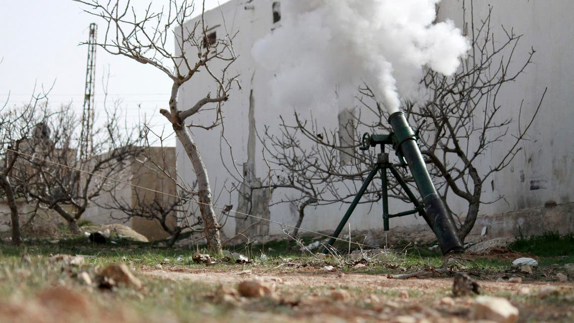 syria shelling reuters
