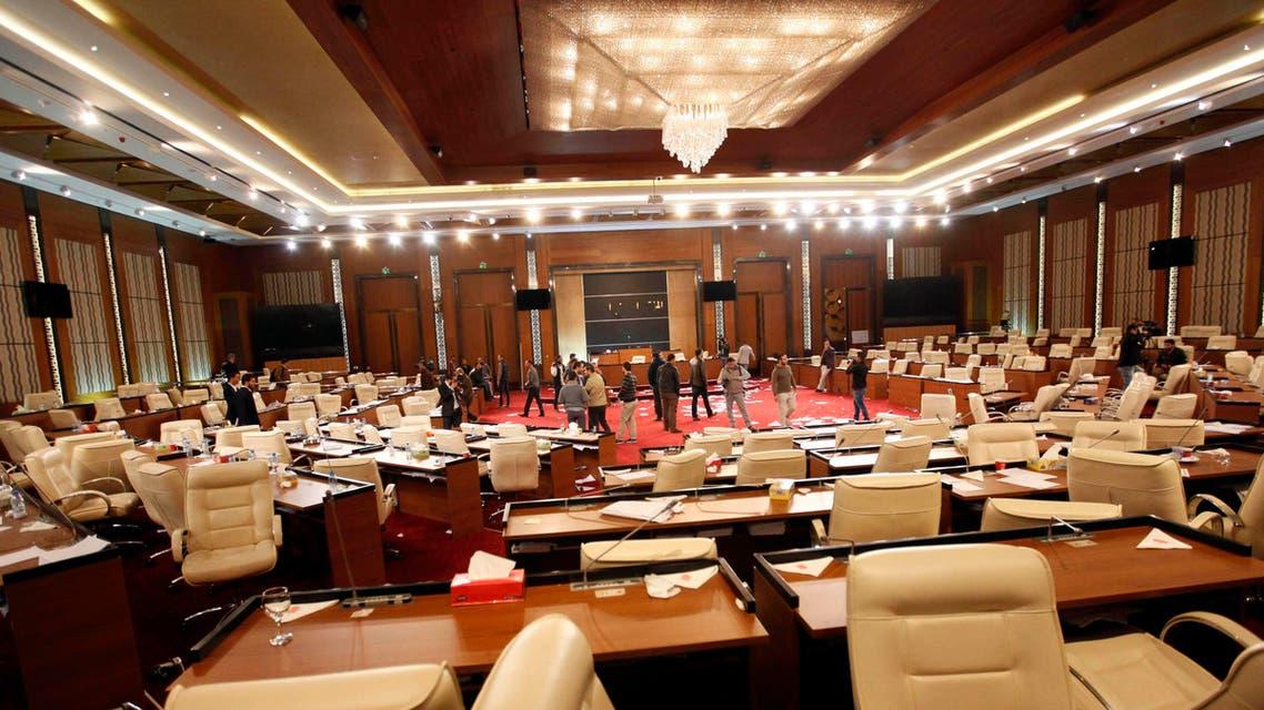 Libya Parliament Reuters