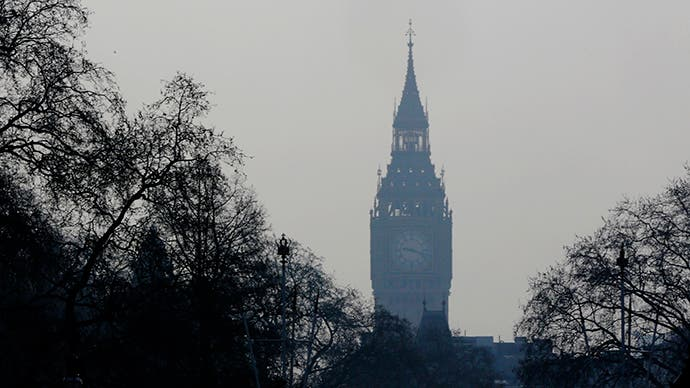 Big Ben (File photo: Reuters)