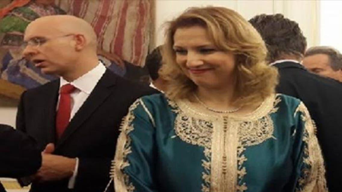 زوجة رئيس الوزراء التونسي