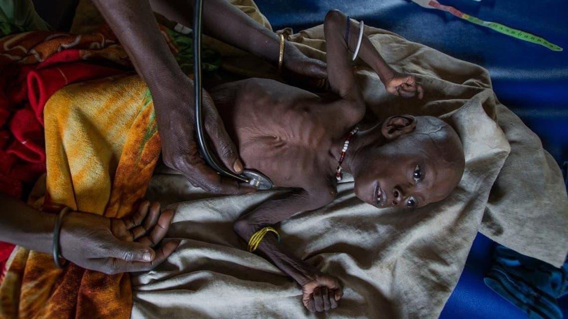 مجاعة وفقر في جنوب السودان