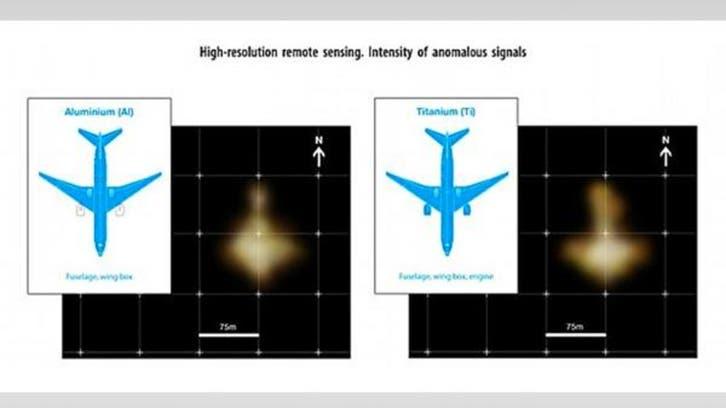الطائرة المفقودة: ٦ صور تنسف ٥٣ يوما من البحث