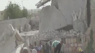 مجزرة جديدة يرتكبها نظام الأسد في ريف الحسكة