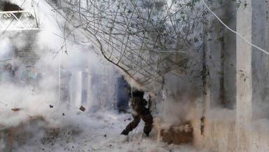 """""""براميل الموت"""" تدمر ثلث حلب وتحصد أرواح سكانها"""