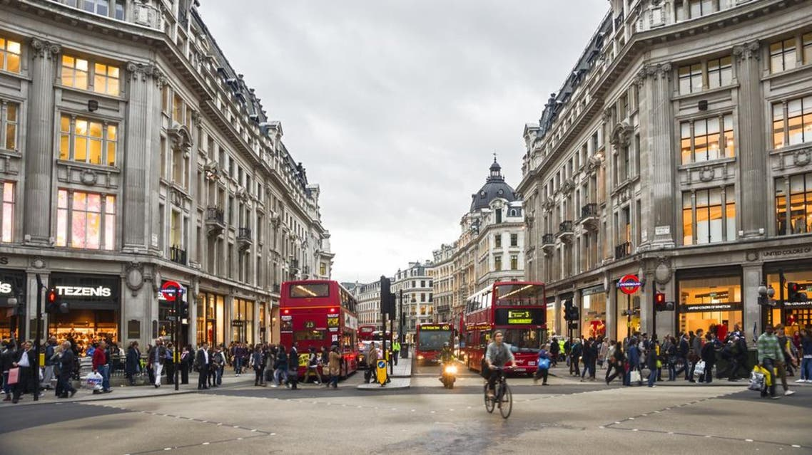 On average, Emiratis spend a total of £1,820 per UK trip, according to VisitBritain. (File photo: Shutterstock)