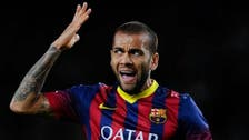 Banana-thrower seized for racial insult on Alves