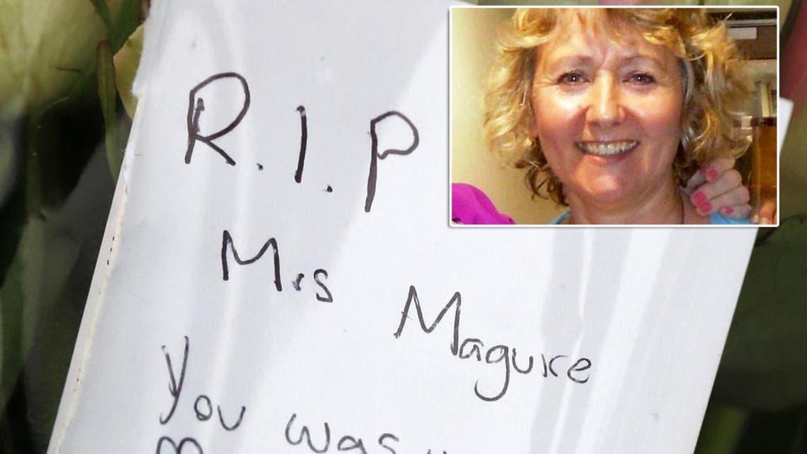 قتل معلمة في الصف في بريطانيا