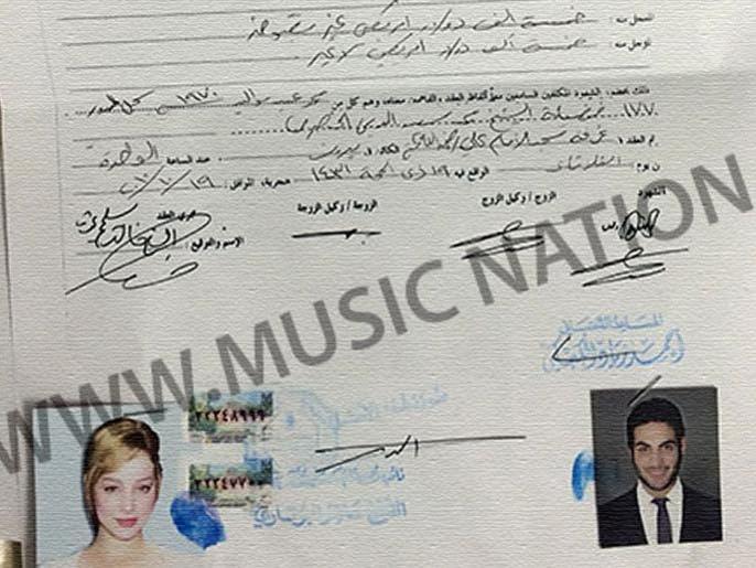 هذا هو زوج بسمة بوسيل السابق قبل زواجها بتامر حسني!