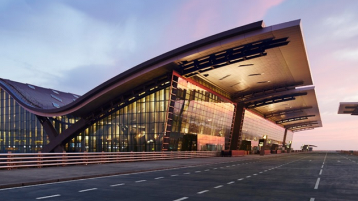 Qatar's new airport cost at least $15.5 billion to build. (Image courtesy: Hamad International Airport)