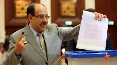 المالكي: أثق في قدرتي على تشكيل حكومة أغلبية سياسية