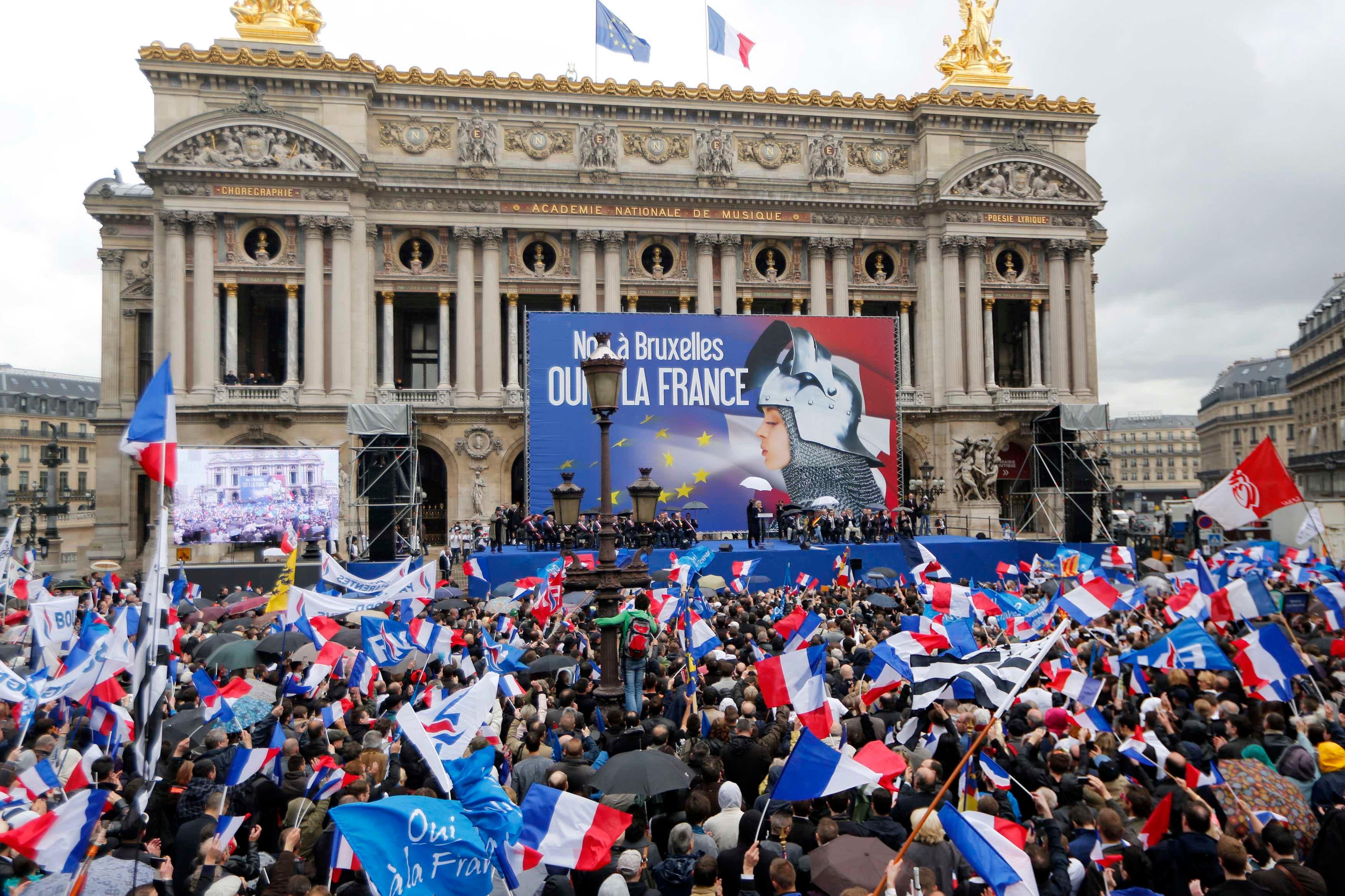 مظاهرات في فرنسا بسبب عيد العمال
